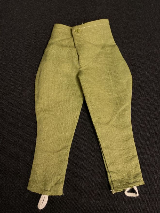 VINTAGE ACTION MAN - RUSSIAN INFANTRYMAN - International Series Trousers